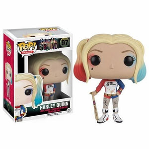 Harley Quinn Suicide Squad Funko Pop #97