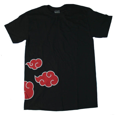 Itachi Akatsuki Anti-Leaf Red Cloud Shirt