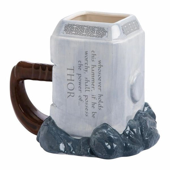Thor Sculpted Mug