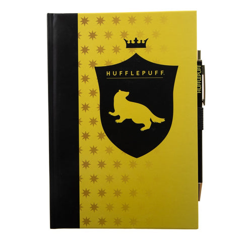 Hufflepuff Journal and Pen Set