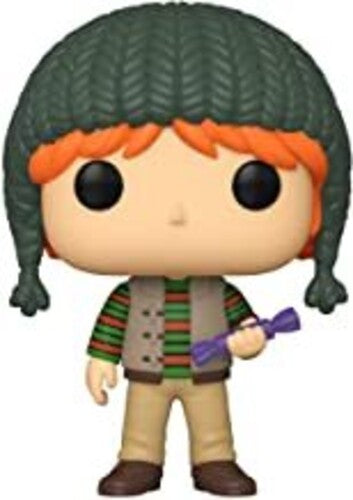 Ron Weasley Holiday Funko Pop!