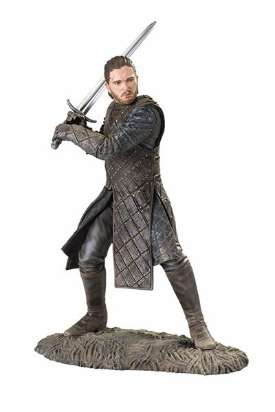 Jon Snow Battle Of The Bastards Statue by Dark Horse