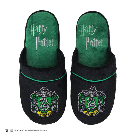 Slytherin House Crest Slippers