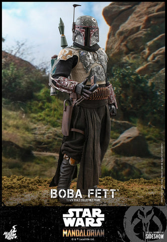 *Pre-Order* Boba Fett Mandalorian Series Sixth Scale Figure by Hot Toys