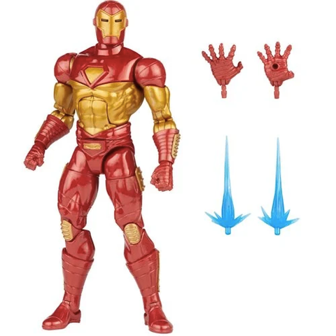 *Pre-Order* Modular Iron Man Marvel Legends Ursa Major BAF