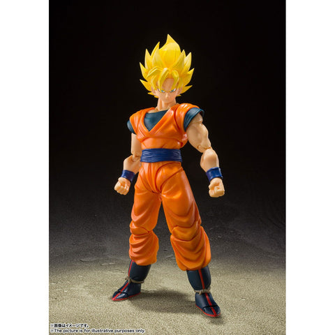 *Pre Order* SS Full Power Son Goku SH Figuarts Figure
