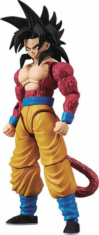 SS4 Son Goku Figure Rise Model Kit