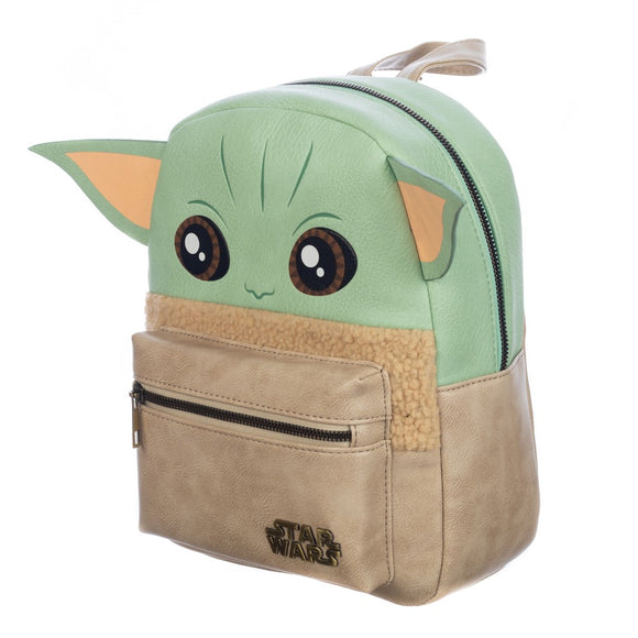Mandalorian The Child Baby Yoda Mini Backpack
