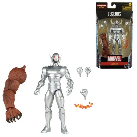 *Pre-Order* Ultron Comic Marvel Legends Ursa Major BAF