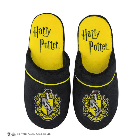 Hufflepuff House Crest Slippers