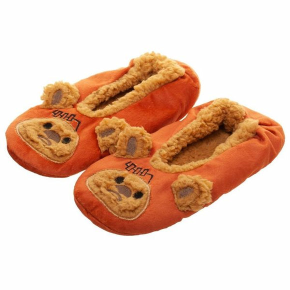 Ewok Slippers