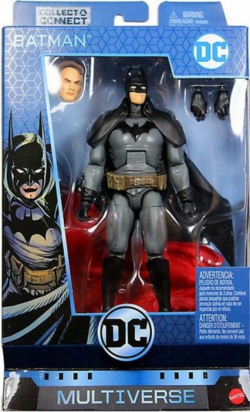 Batman Multiverse Luthor Wave