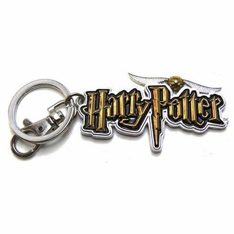 Harry Potter Logo Key Ring