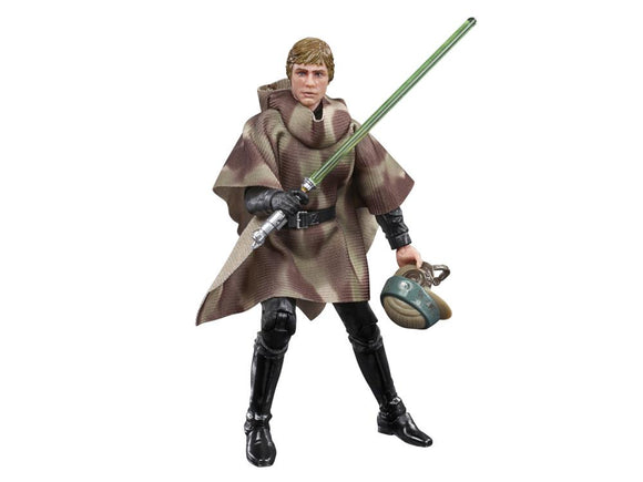 *Pre-Order* Luke Skywalker Endor Poncho Black Series 2020 Wave 2