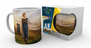 Doctor Who 13th Doctor Mug