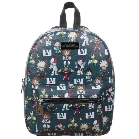 My Hero Academia Anime Character Mini Backpack Purse