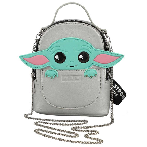 Grogu Baby Yoda Mini Wristlet Bag