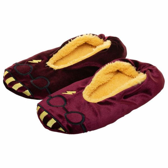Harry Potter Glasses Slippers