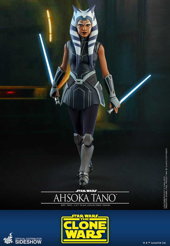 *Pre-Order* Ahsoka Tano Clone Wars 1/6 Scale Figure by Hot Toys