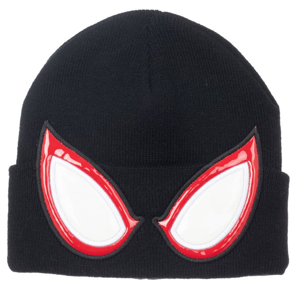 Spider-Man Miles Morales Big Face Beanie