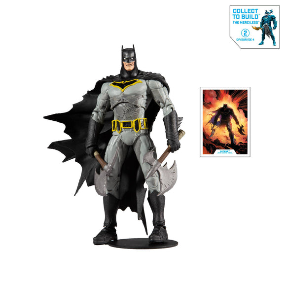 Batman Dark Nights Metal DC Multiverse Mcfarlane Figure