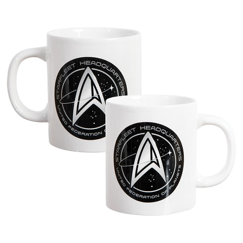 Starfleet Command 16 oz. Ceramic Mug