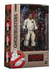 Winston can calm things down when the world gets a little crazy. Kids and collectors alike can imagine slimy struggles and eerie ecto-encounters from the Ghostbusters Universe with figures from the Ghostbusters Plasma Series!  This six-inch-scale Winston Zeddemore action figure is detailed to look the character from the 1984 Ghostbusters movie, featuring premium detail and multiple points of articulation.