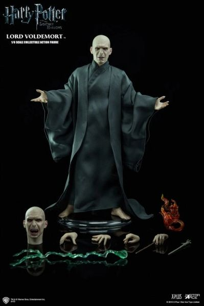 Lord Voldemort 1/8th Star Ace Figure