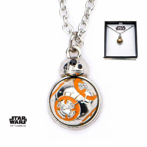 BB-8 Pendant Necklace