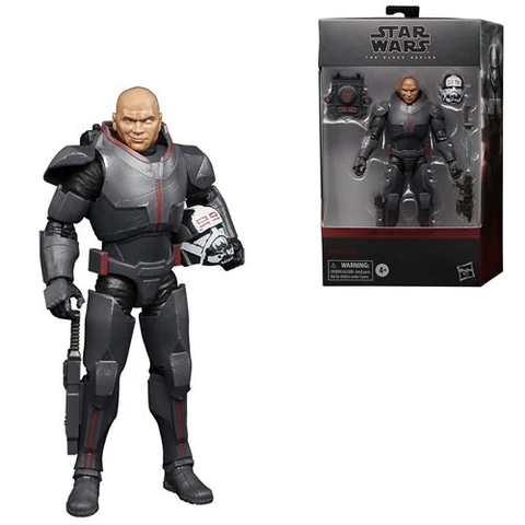 *Pre-Order* Wrecker Deluxe Black Series Figure