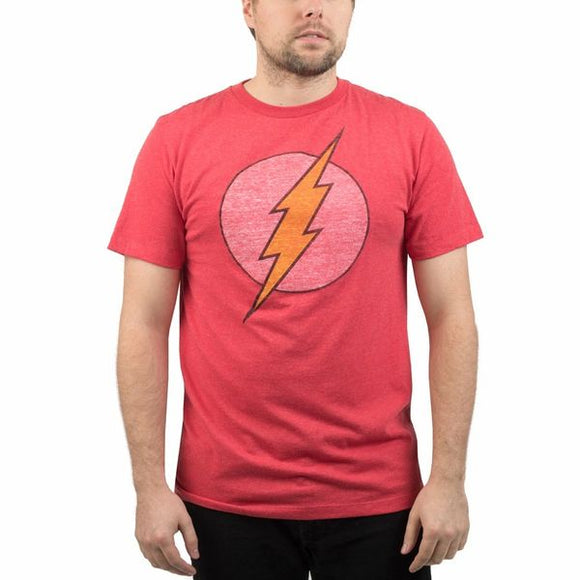 Flash Logo Shirt (Red)