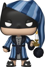Batman Holiday Scrooge Holiday Funko Pop!