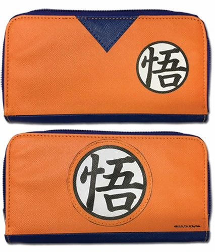 Dragon Ball Jrs. Zip Wallet