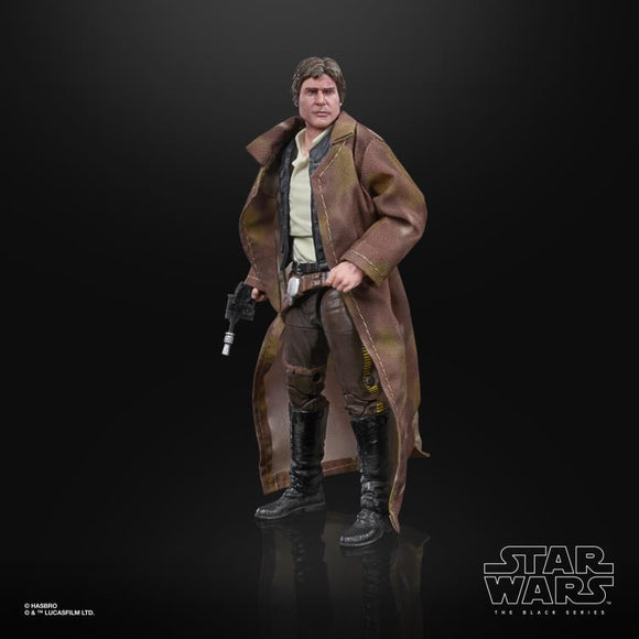 *Pre-Order* Han Solo Endor Trenchcoat Black Series 2020 Wave 2