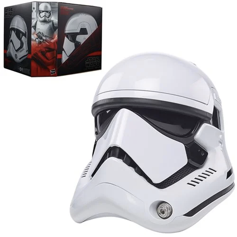 *Pre-Order* First Order Stormtrooper Helmet Black Series