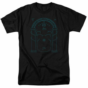 Doors of Durin Black Shirt