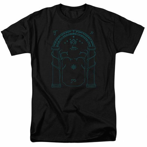 Doors of Durin Lord of the Rings Shirt
