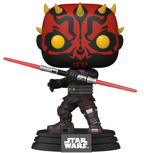 *Pre-Order* Darth Maul Clone Wars Funko Pop!