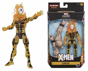 Sunfire Marvel Legends Sugar Man BAF