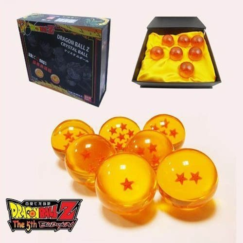 Dragon Ball Balls Box Set