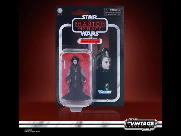 Queen Amidala Star Wars Vintage Collection Vintage 2021 Wave 2