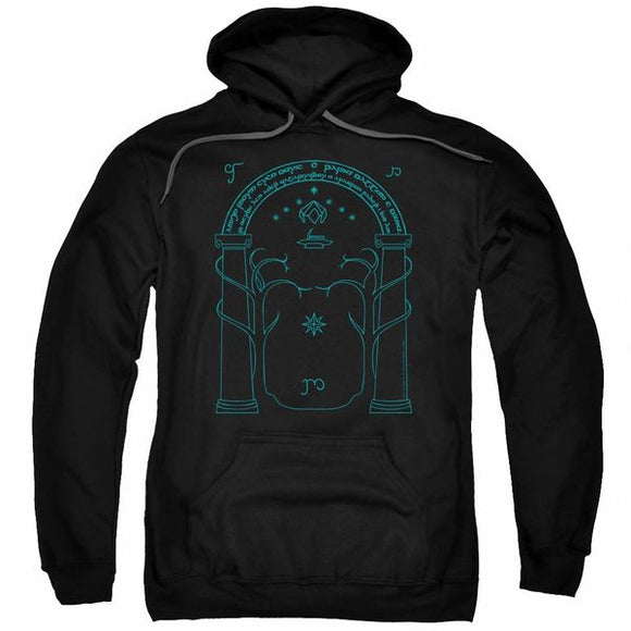 Doors of Durin Pull Over Hoodie