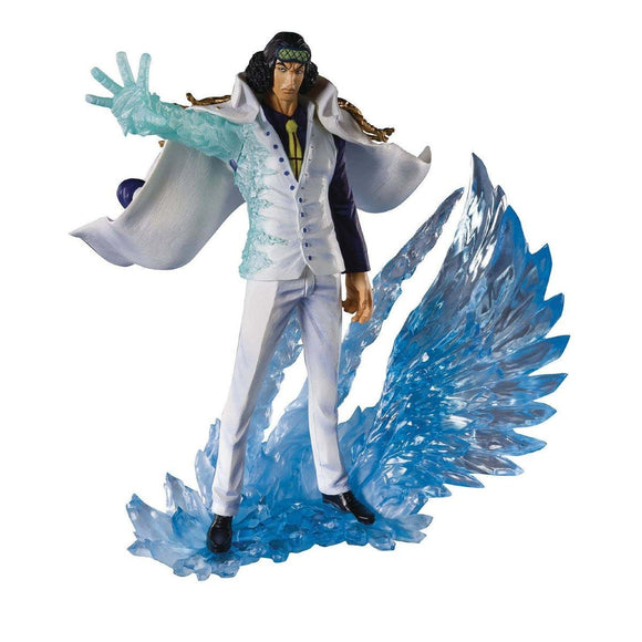 Kuzan-Aokiji The Three Admirals Figuarts Zero Statue