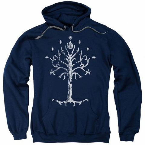 The White Tree of Gondor Pull-Over Hoodie