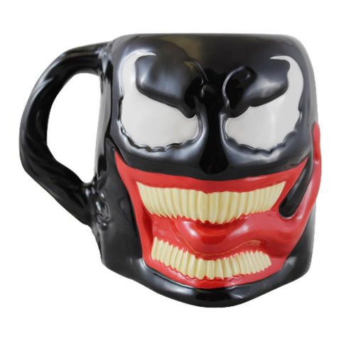 Venom Sculpted Mug