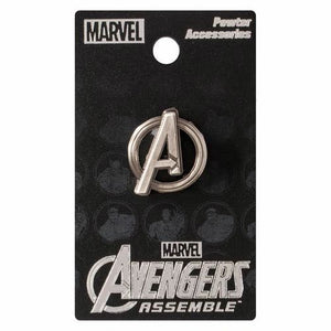 Avengers Pewter Lapel Pin