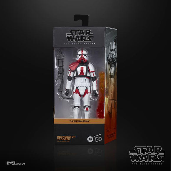 *Pre-Order* Incinerator Trooper Black Series 2020 Wave 2