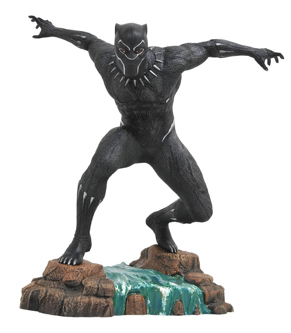 The Black Panther Marvel Studios Black Panther T'challa Movie Gallery Statue by Diamond Select Toys LTD