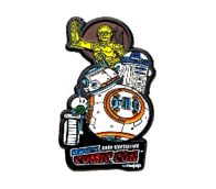 Droids 2019 NYCC Exclusive Pin