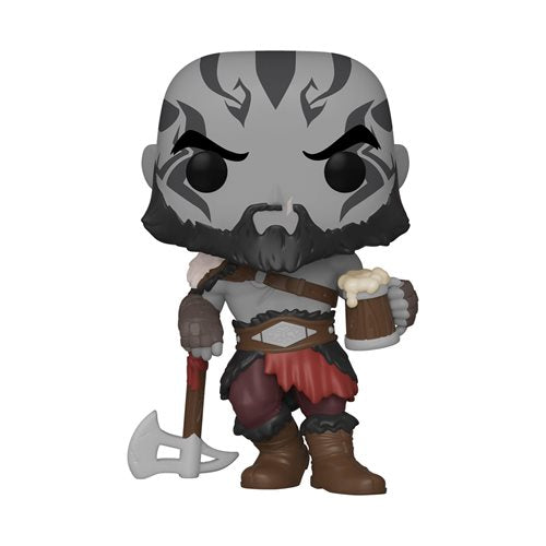 Grog Strongjaw Critical Role Funko pop!